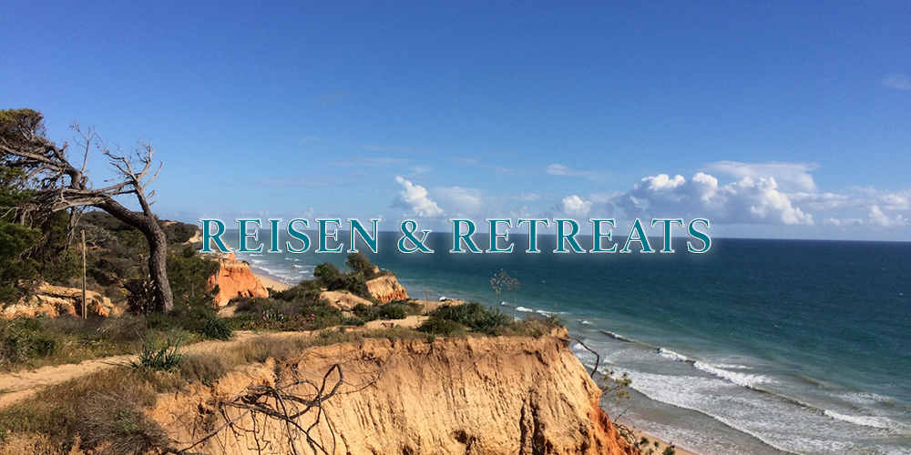 Reisen und Retreats